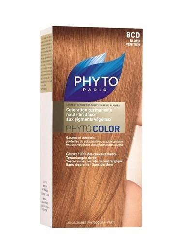 PHYTO Phytocolor Saç Boyası No: 8CD Blond Venitien - Kızıl Sarı Bakır